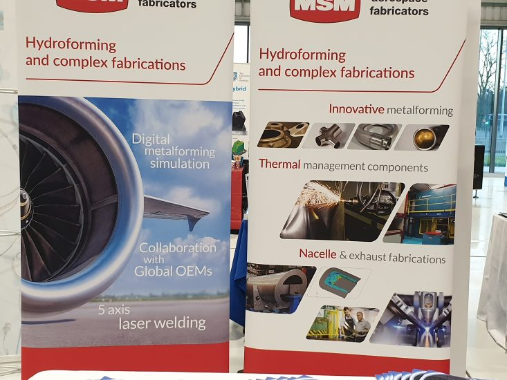 Aerospace Wales event a great success for MSM